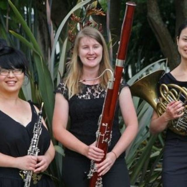 Small manawa wind quintet 2019