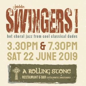 Swingers flyer