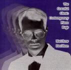 Matthew Davidson: The Graceful Ghost: Contemporary Piano Rags