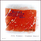 Waiteata Collection of New Zealand Music Vol. 10 - John Rimmer: Chamber Music