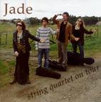 Jade String Quartet - string quartet on tour