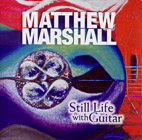 Matthew Marshall - Still Life with Guitar