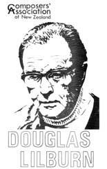 Douglas Lilburn A Festschrift