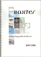 Baxter | A Learning Guide to the CD - EDUCATION RESOURCE