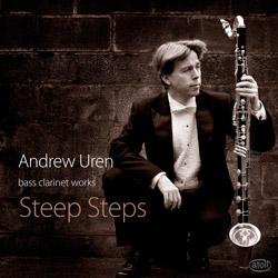 Andrew Uren: Steep Steps - CD