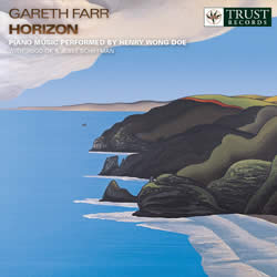 Gareth Farr: Horizon - CD