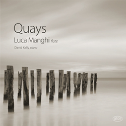 Luca Manghi: Quays - CD