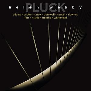 Helen Webby: Pluck - CD