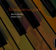 Martin Riseley & Diedre Irons | Stradivariazioni - CD