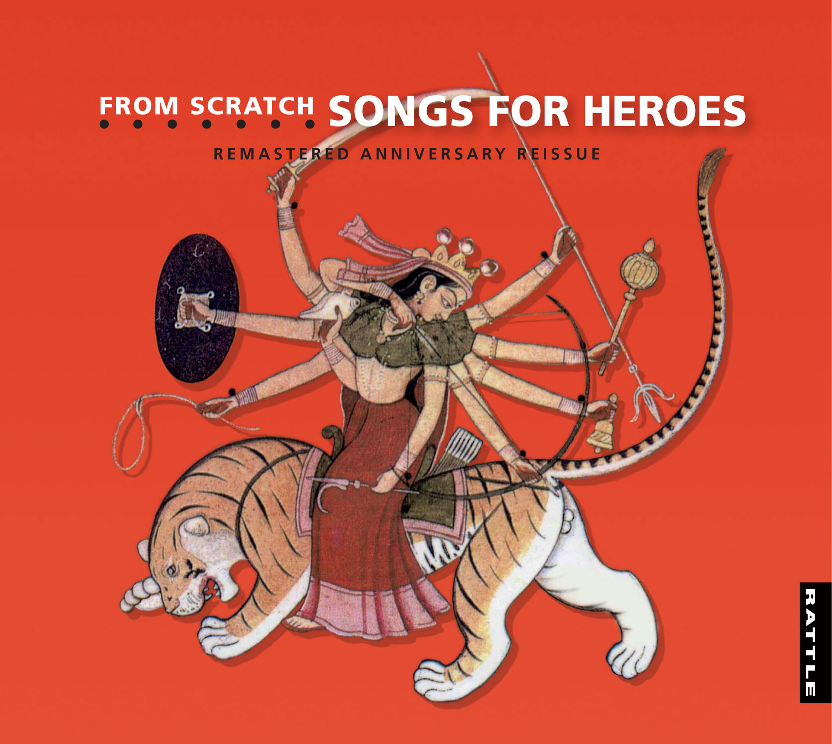 From Scratch | Songs for Heroes - CD