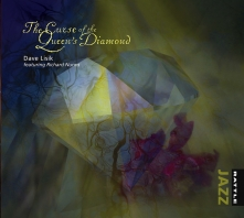 Dave Lisik | The Curse of the Queen's Diamond - CD