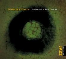 Al Campbell, John Rae, Paul Dyne | Storm in a Teacup - CD