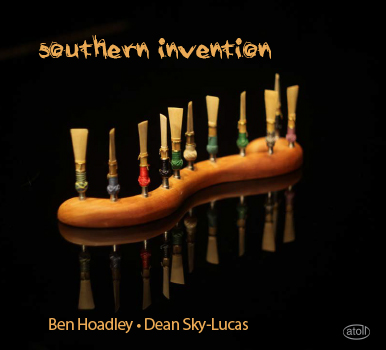 Southern Invention: Hoadley and Sky-Lucas - CD