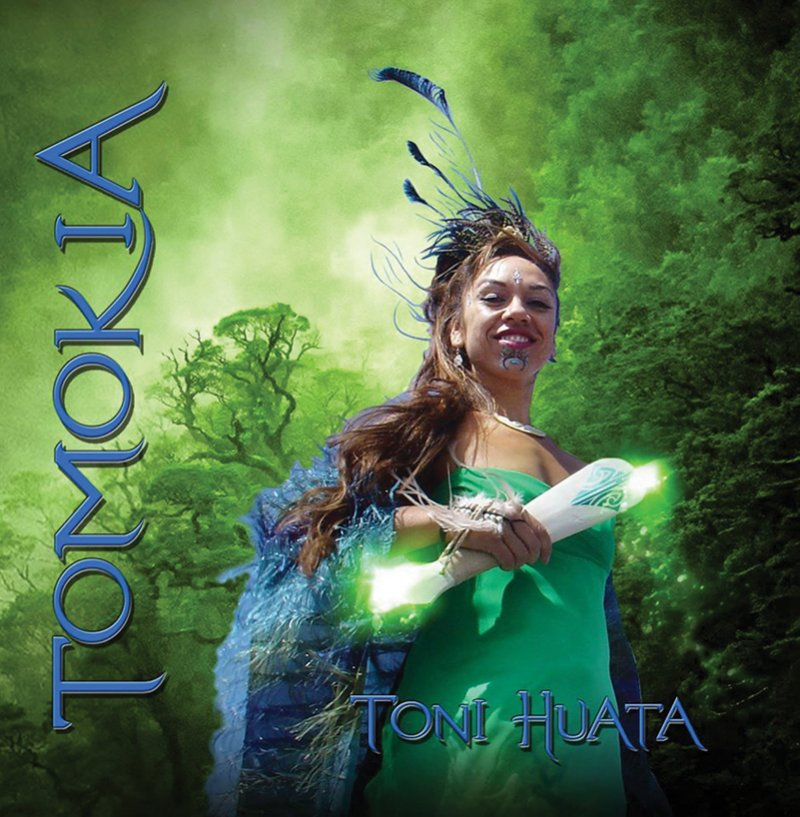 Tomokia | Toni Huata - CD