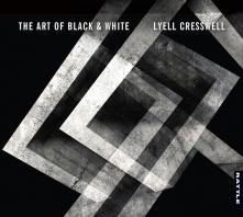 Lyell Cresswell | The Art of Black and White - CD