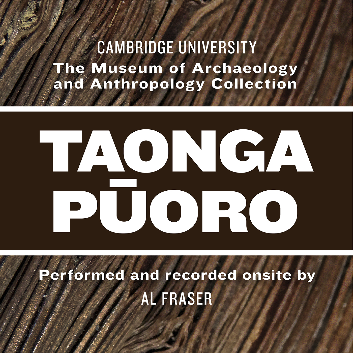 Cambridge University Museum of Archaeology and Anthropology Taonga Pūoro | Alistair Fraser