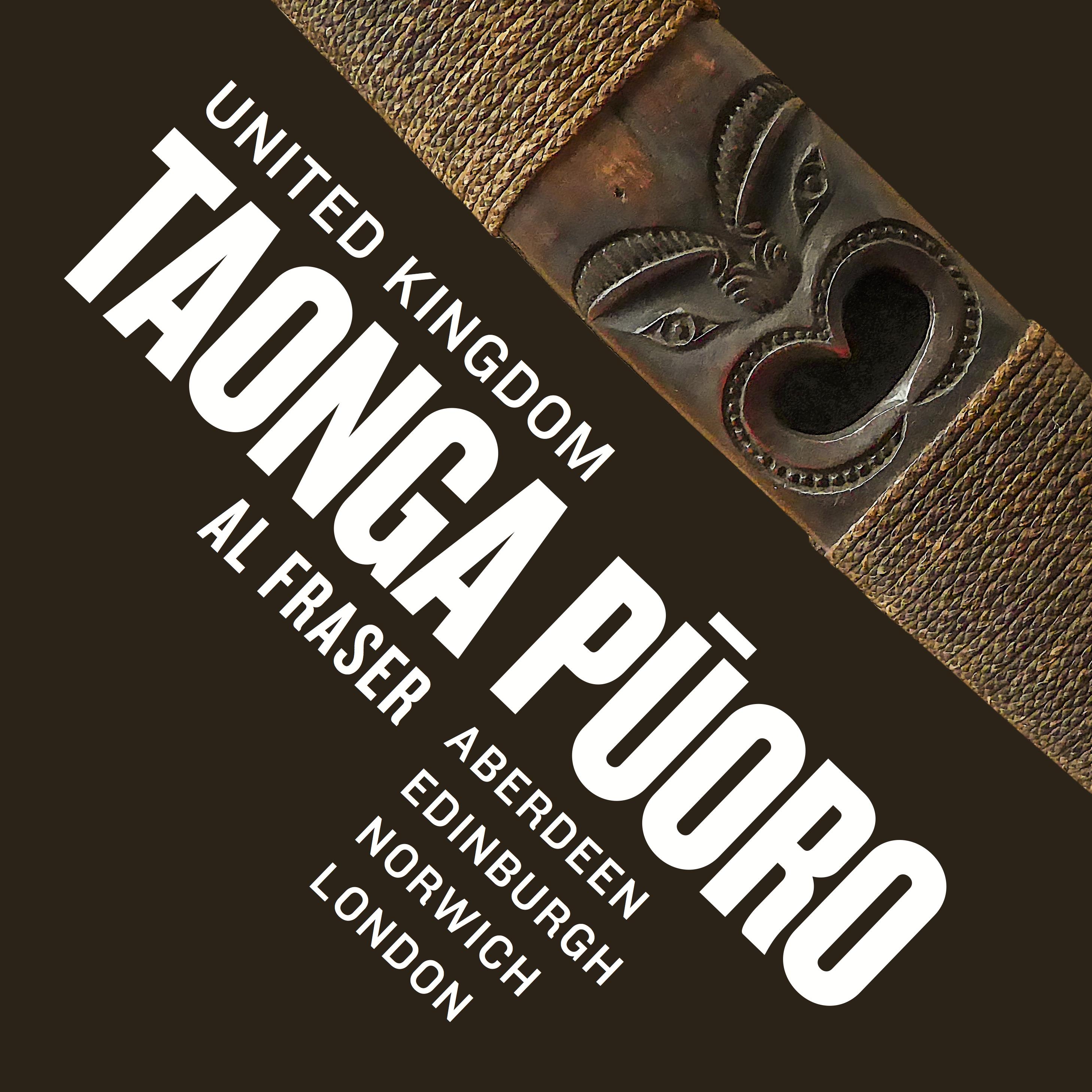 Al Fraser | United Kingdom Taonga Pūoro - CD
