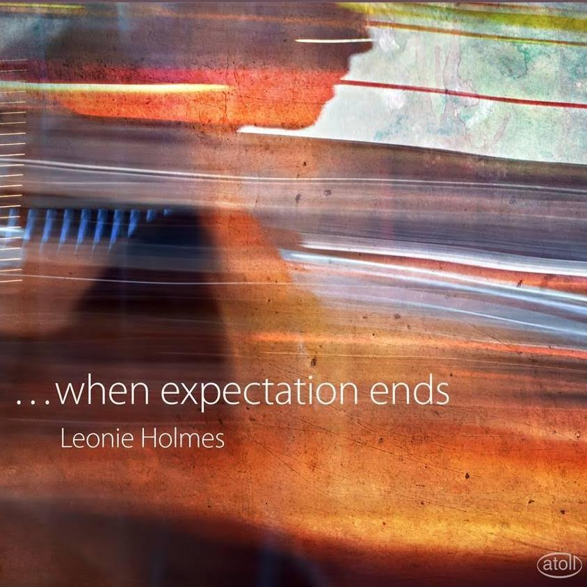 Leonie Holmes: ...when expectation ends - CD