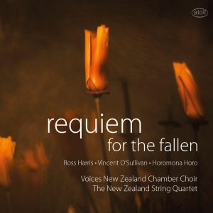 Requiem for the Fallen | Harris - CD