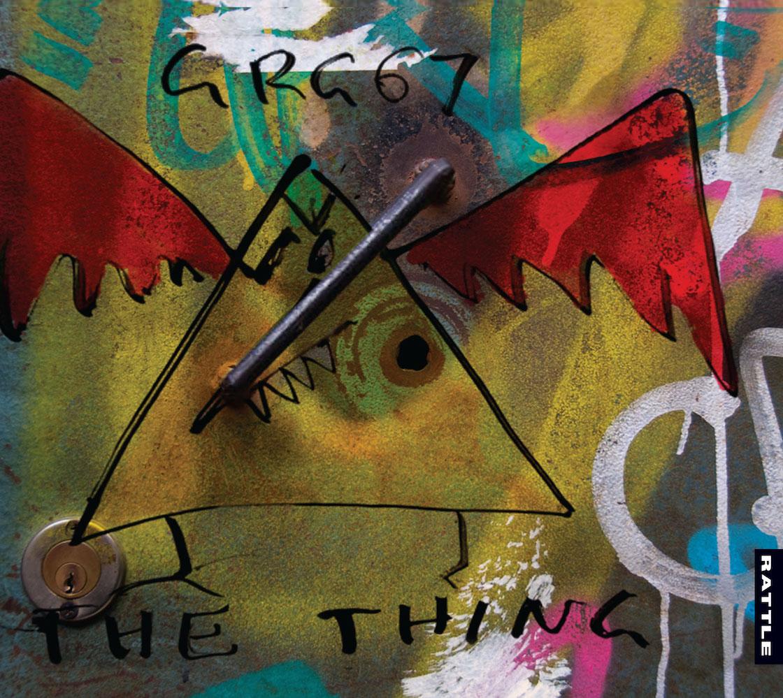 GRG67 | The Thing - CD