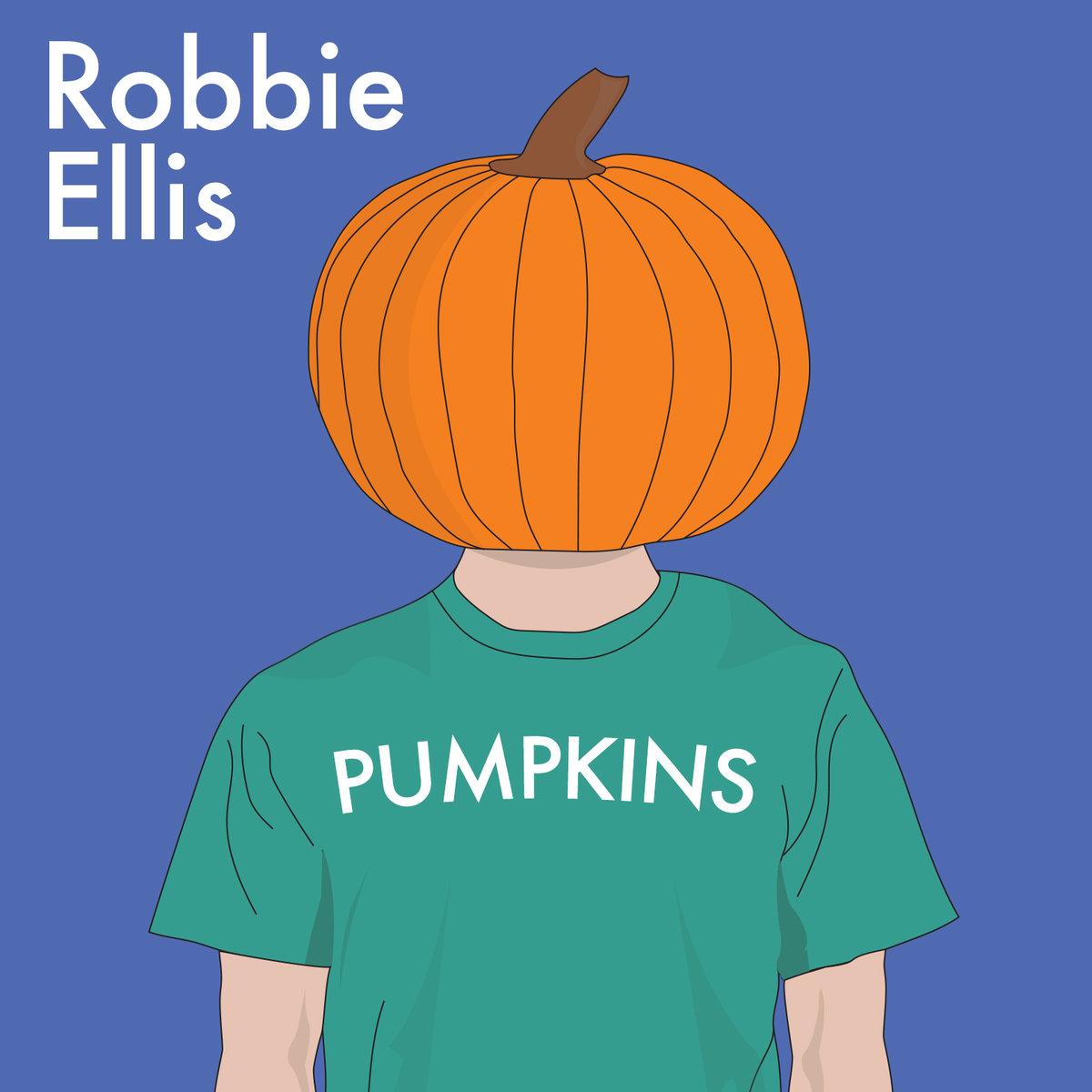 Robbie Ellis: Pumpkins - CD