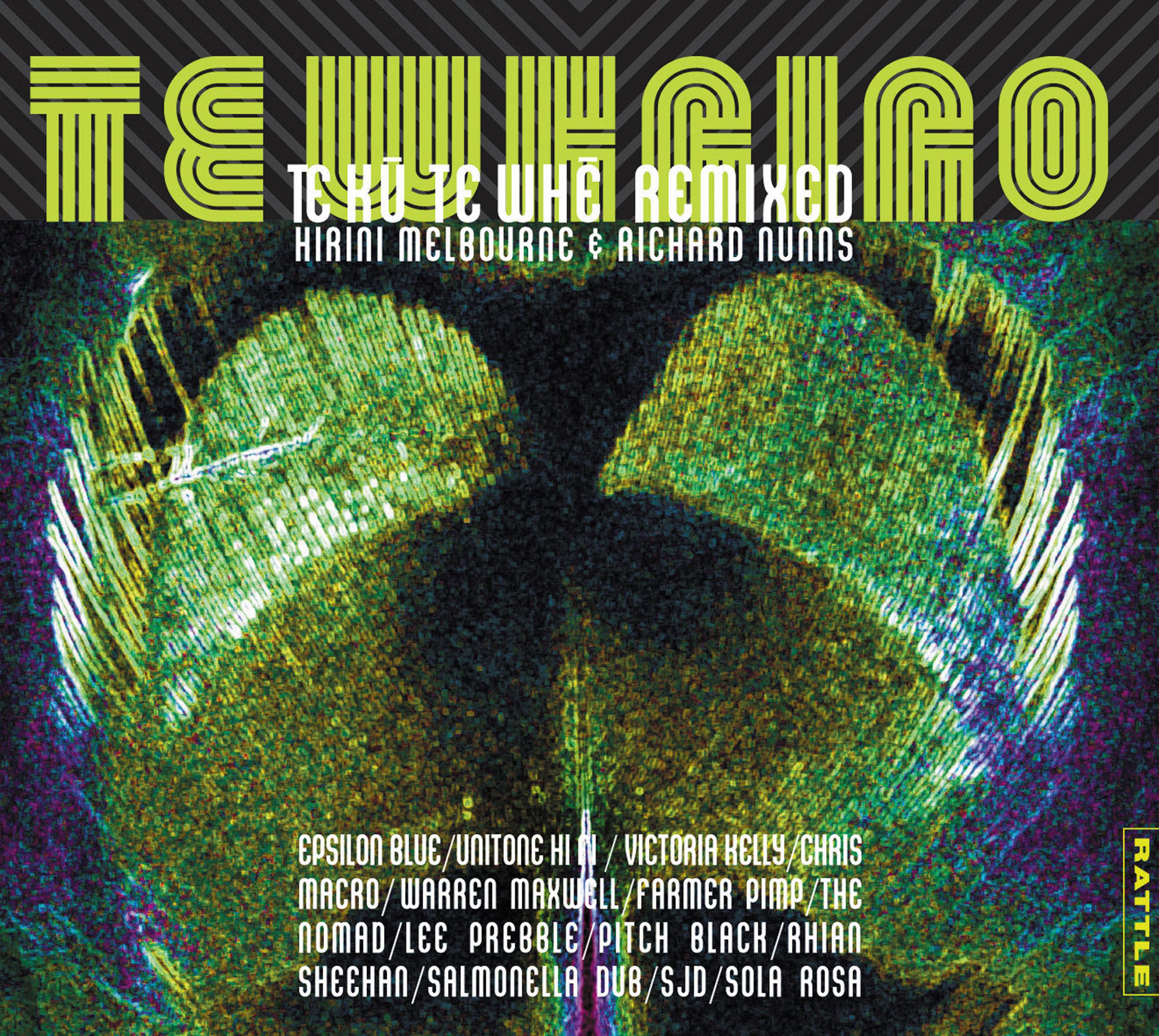 Te Whaiao | Te Kū Te Whē Remixed - downloadable MP3 ALBUM