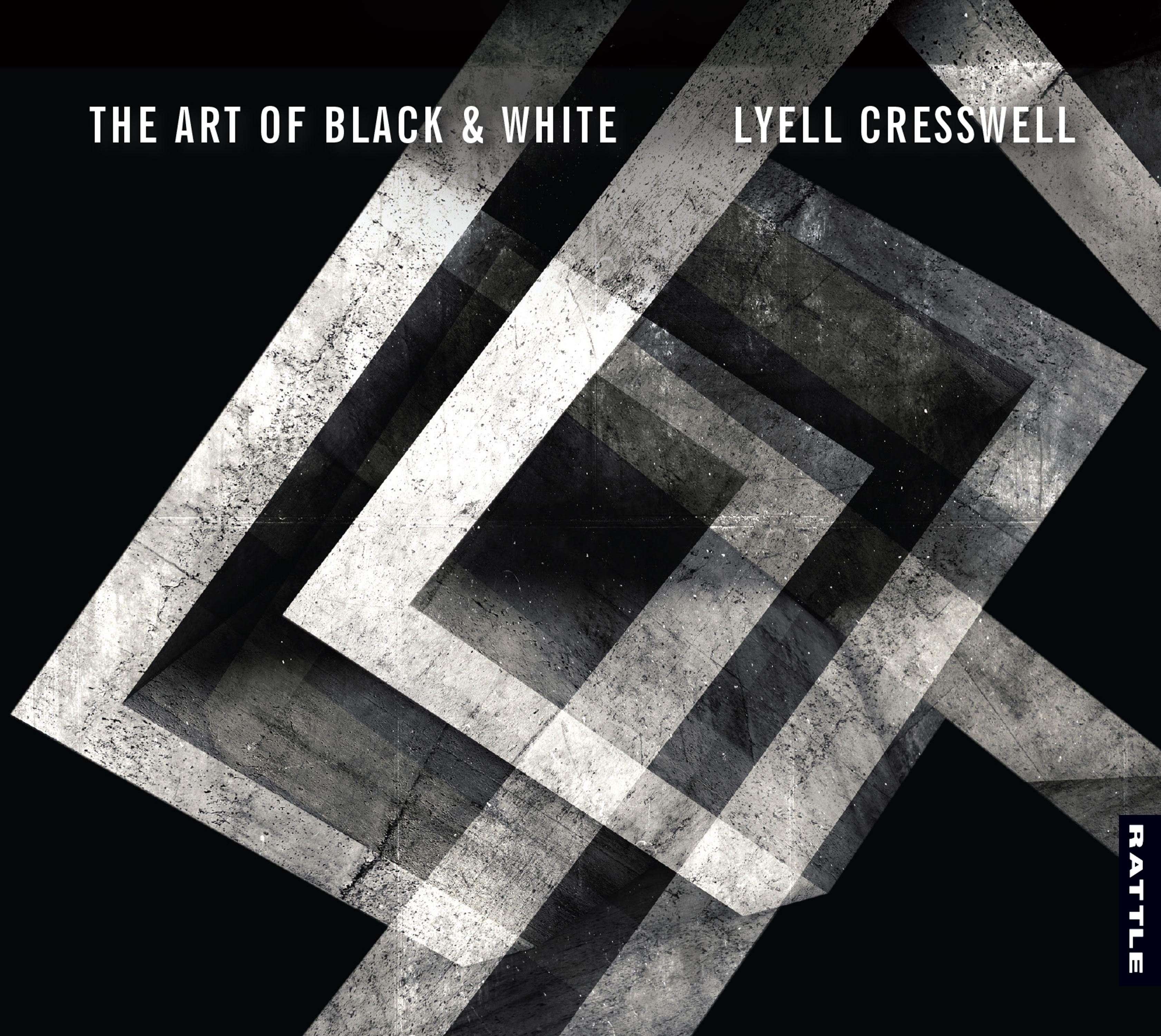 Lyell Cresswell | The Art of Black and White - downloadable MP3 ALBUM