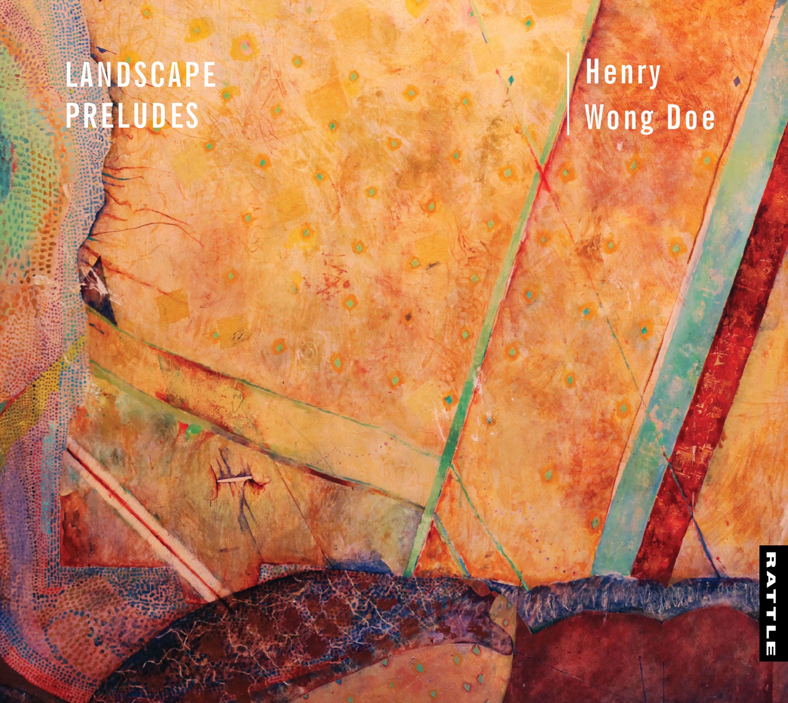 Henry Wong Doe | Landscape Preludes - downloadable MP3 ALBUM