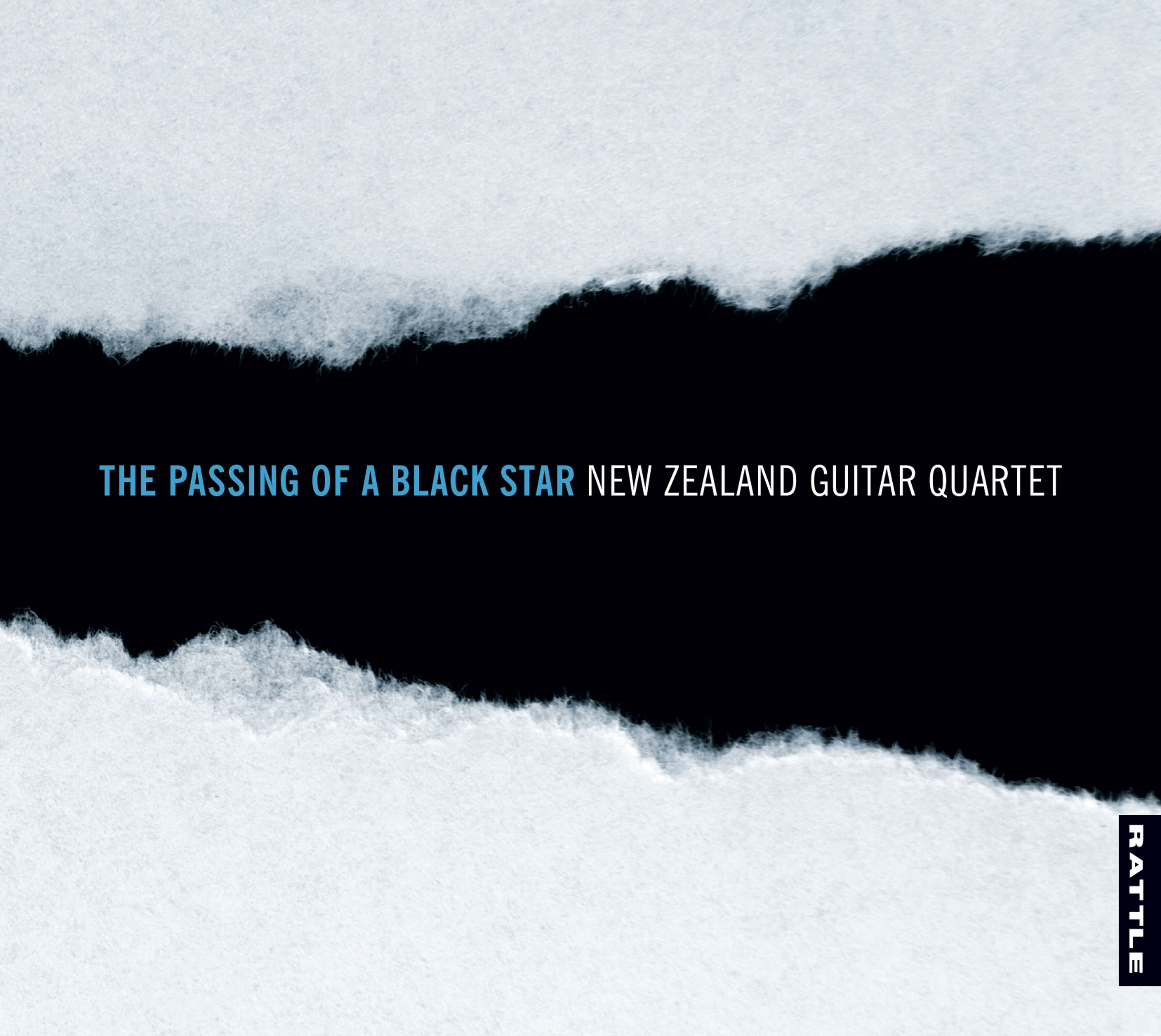 New Zealand Guitar Quartet | The Passing of a Black Star - downloadable MP3 ALBUM
