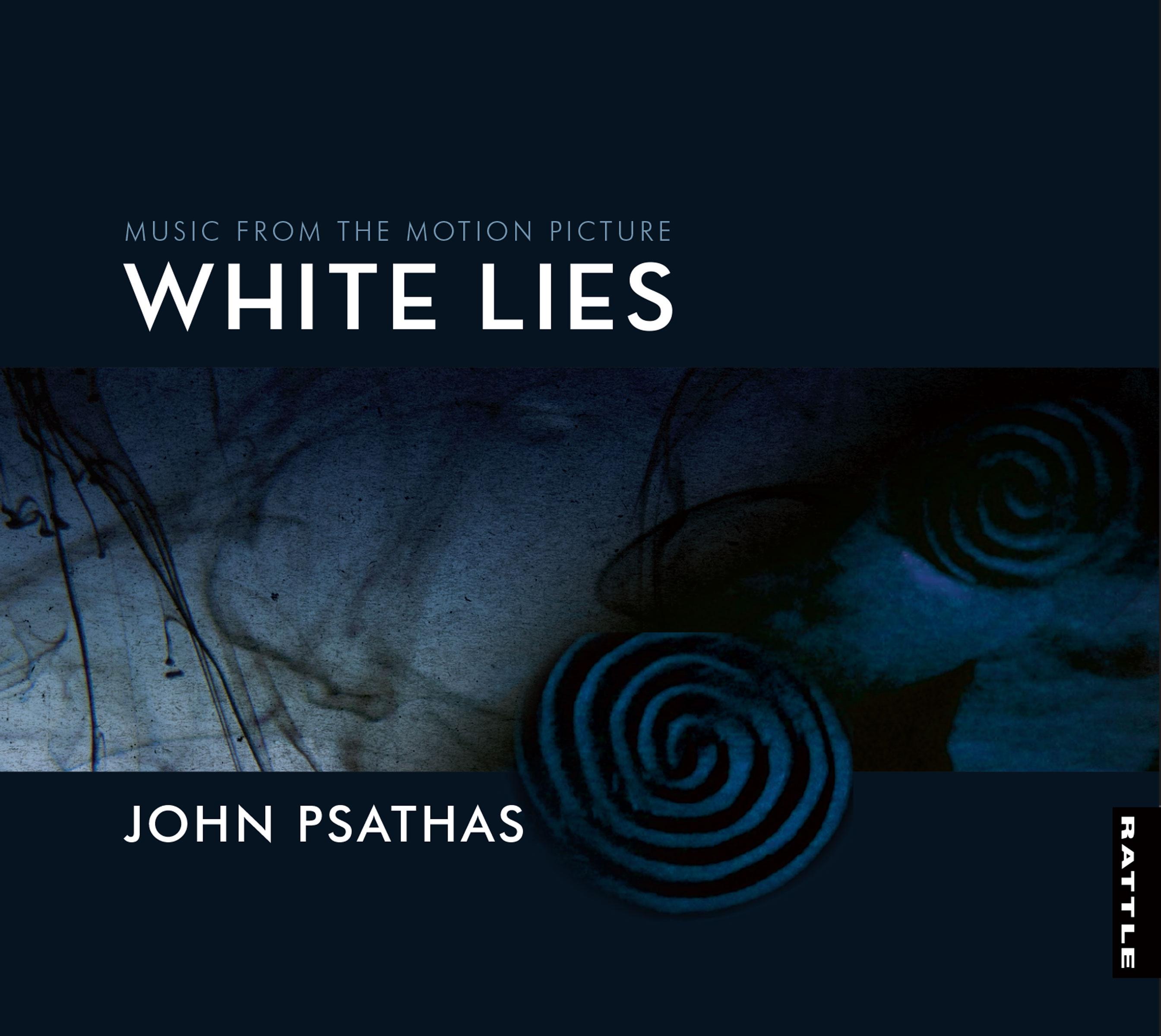 John Psathas | White Lies - downloadable MP3 ALBUM