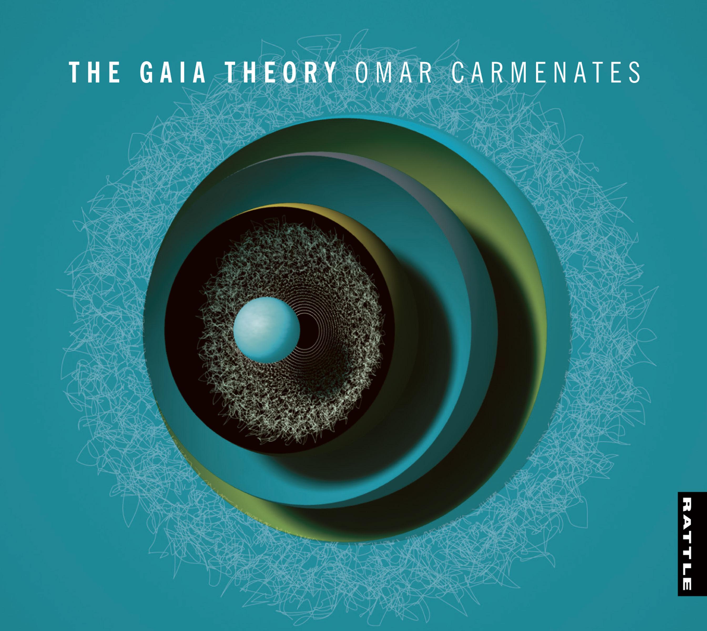 Omar Carmenates | The Gaia Theory - downloadable MP3 ALBUM