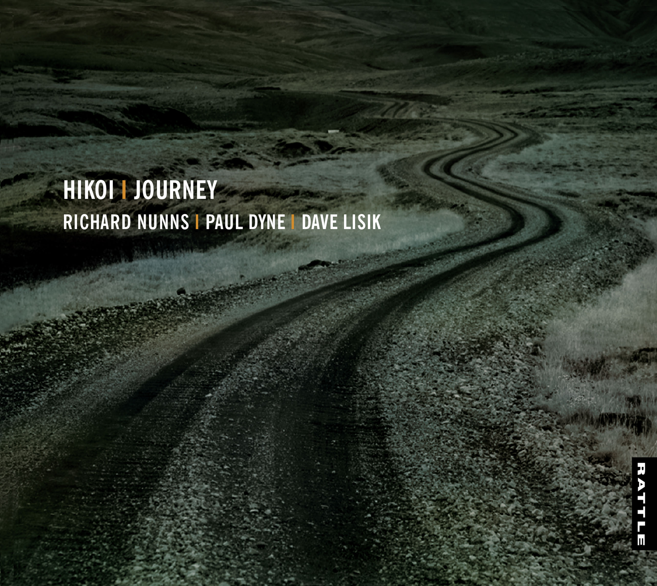 Richard Nunns, Paul Dyne, Dave Lisik | Hikoi / Journey - downloadable MP3 ALBUM