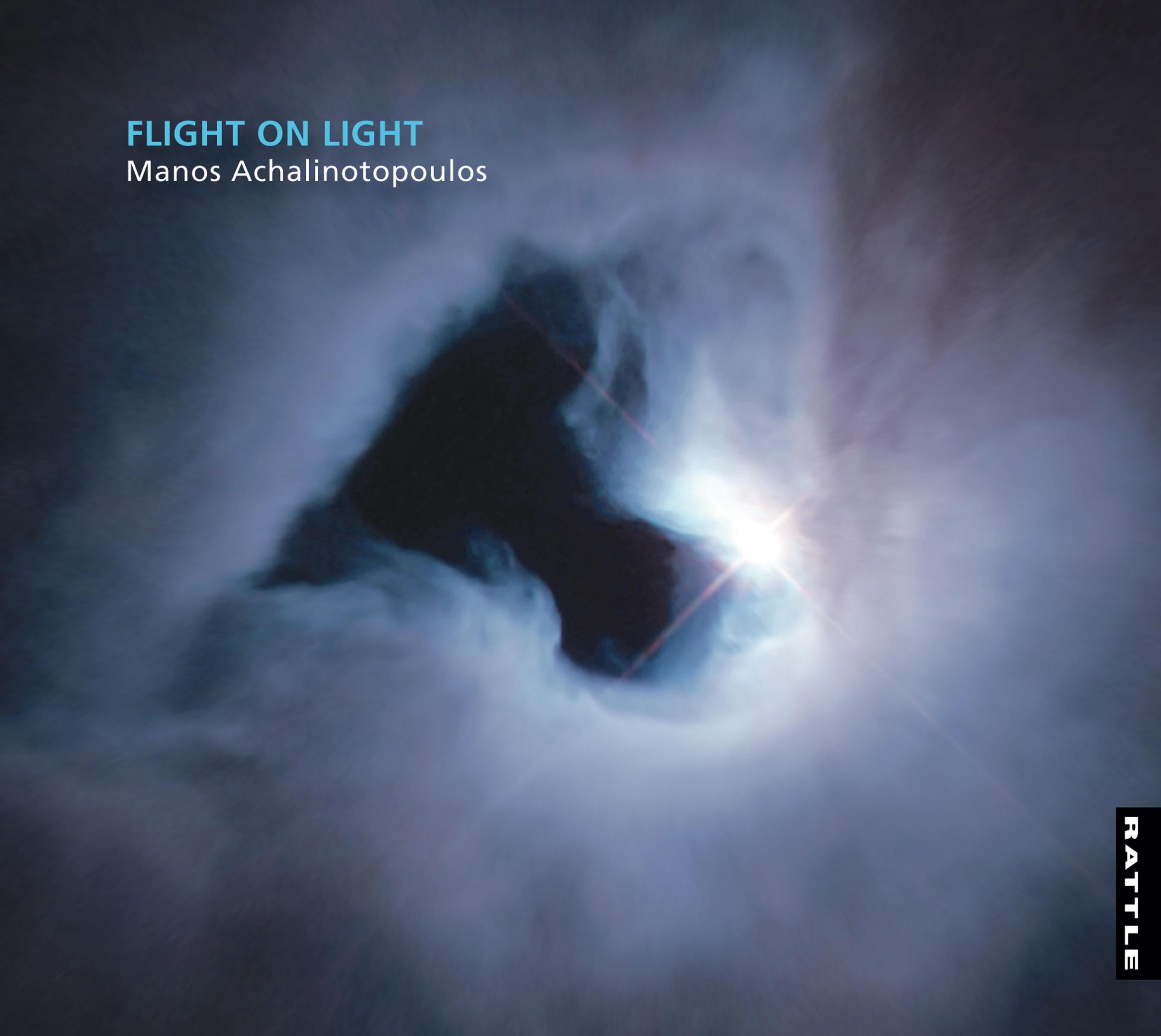 Manos Achalinotopoulos | Flight on Light - downloadable MP3 ALBUM