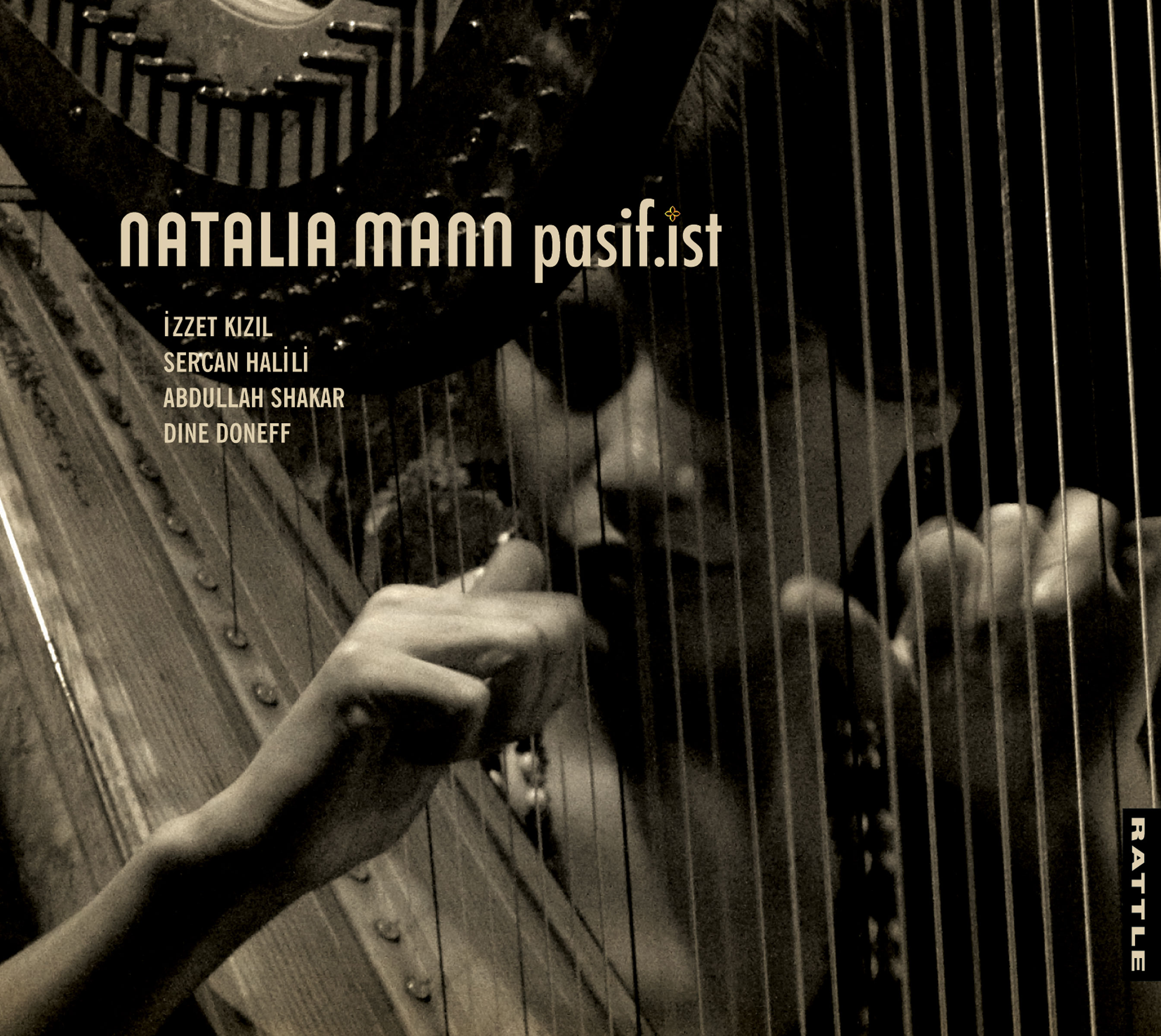 Natalia Mann | Pasif.Ist - downloadable MP3 ALBUM