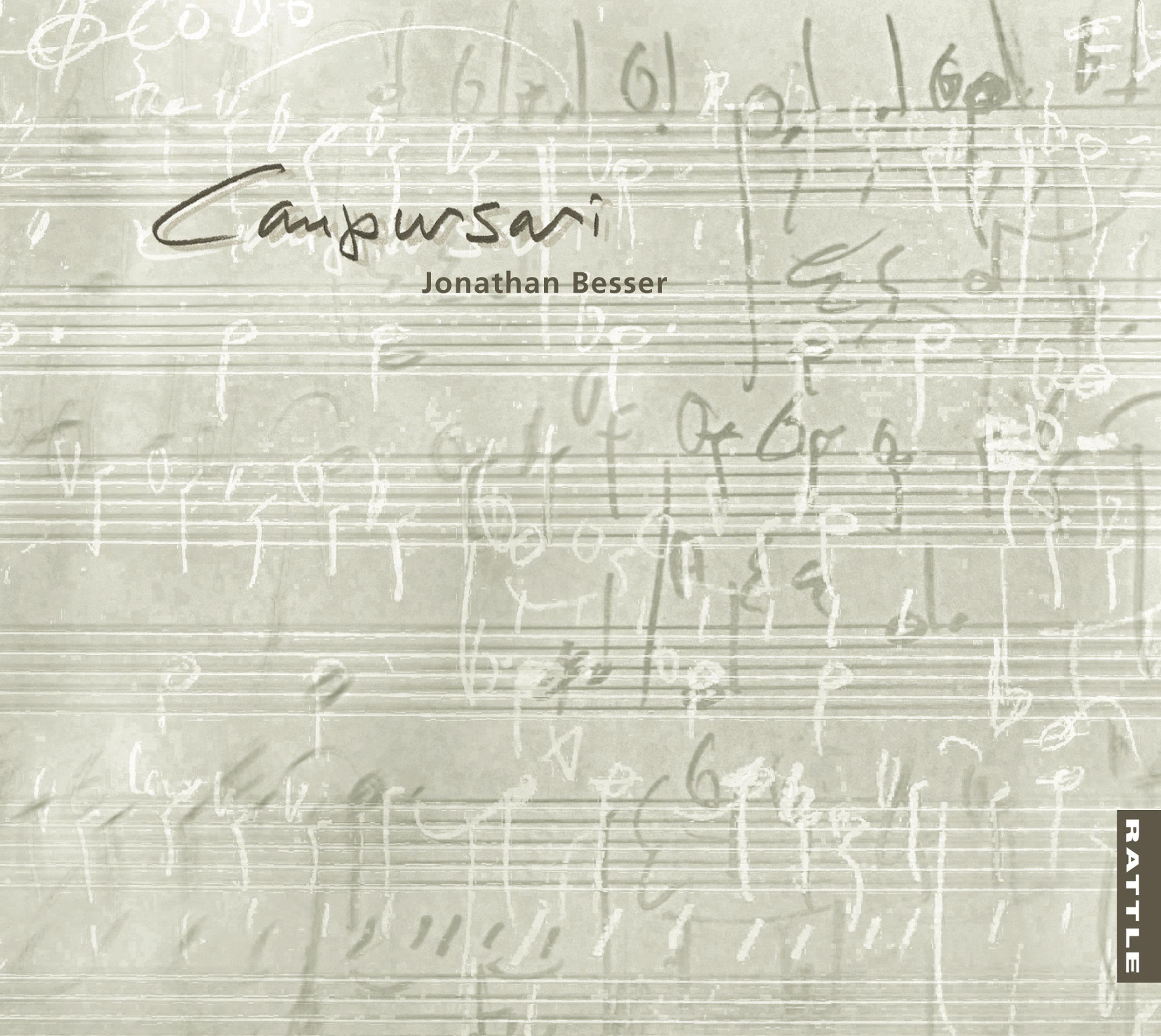 Jonathan Besser   Campursari - downloadable MP3 ALBUM