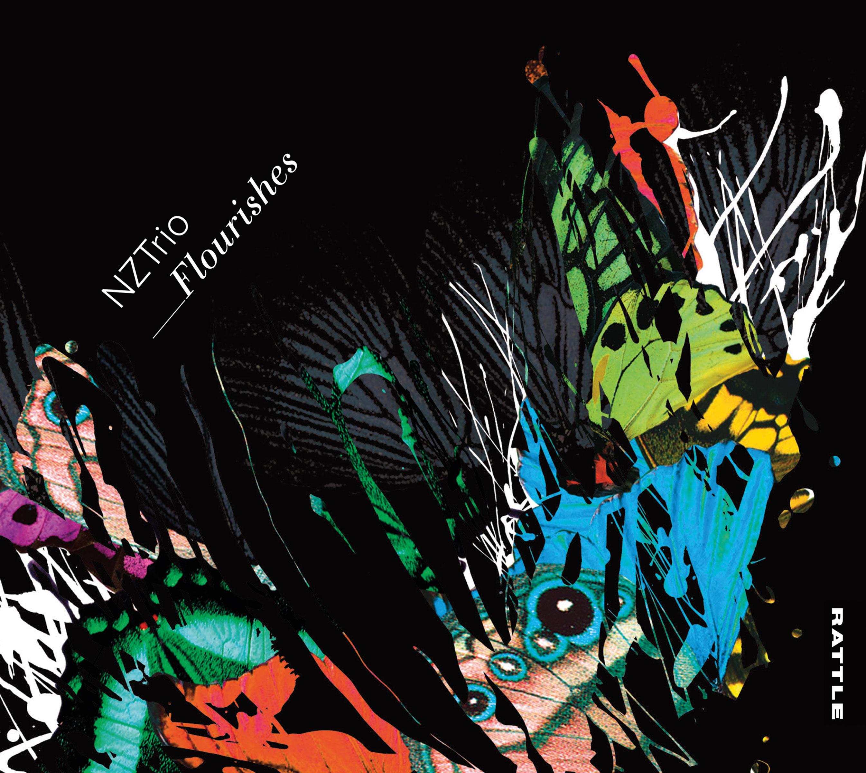 NZTrio | Flourishes - downloadable MP3 ALBUM