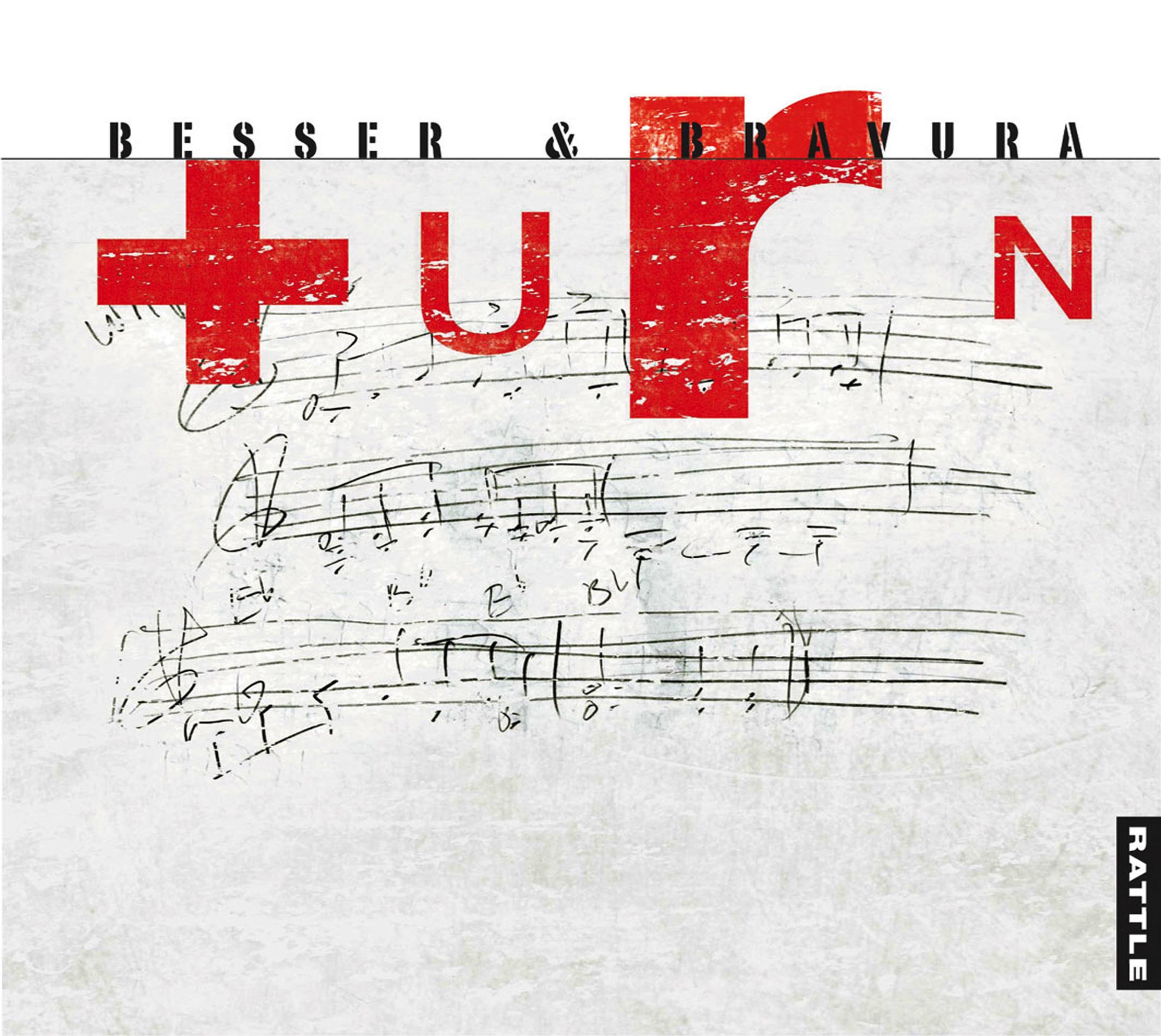 Besser & Bravura | Turn - downloadable MP3 ALBUM