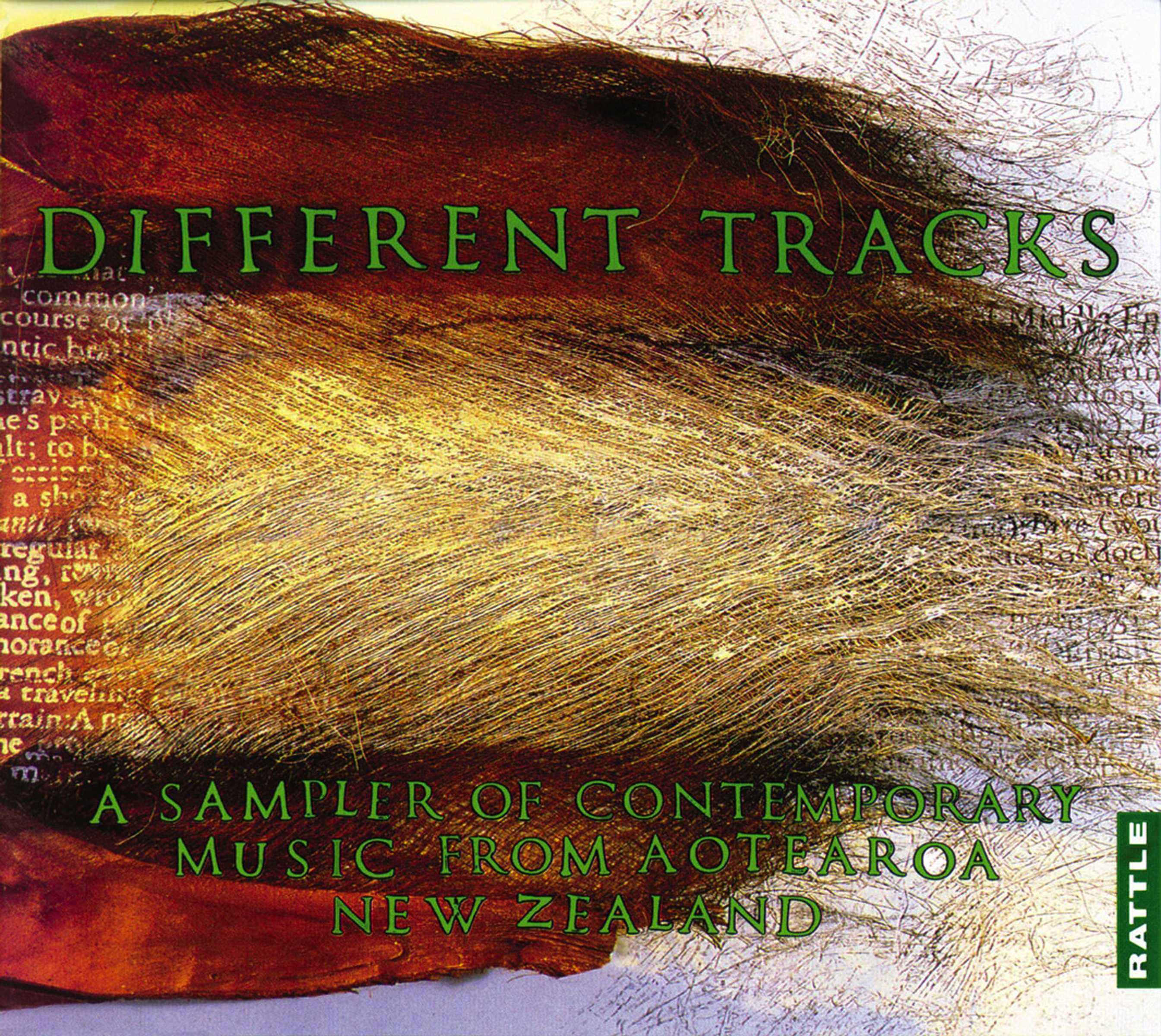 Rattle Records | Different Tracks - downloadable MP3 ALBUM