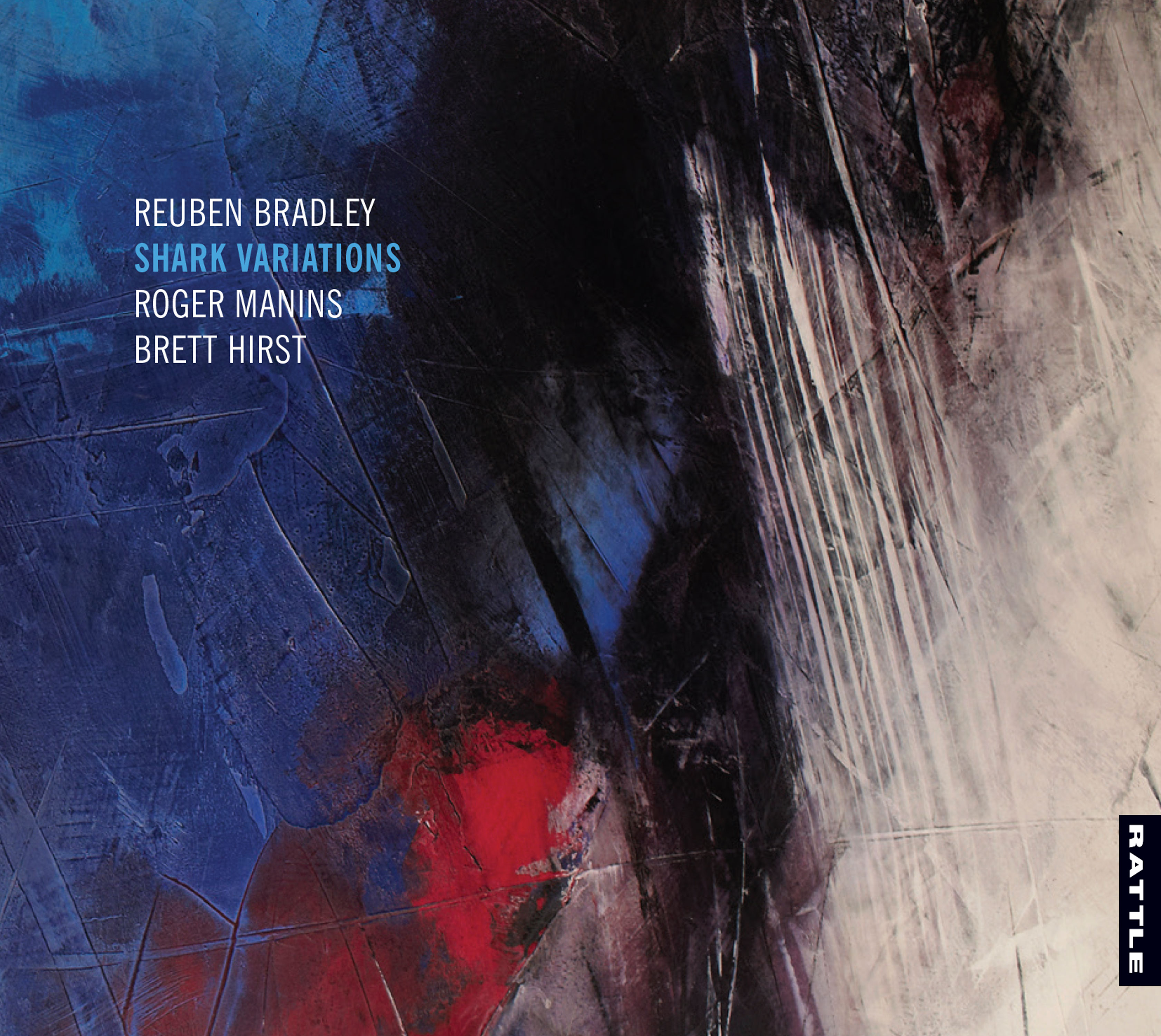 Shark Variations | Reuben Bradley, Roger Manins, Brett Hirst - downloadable MP3 ALBUM