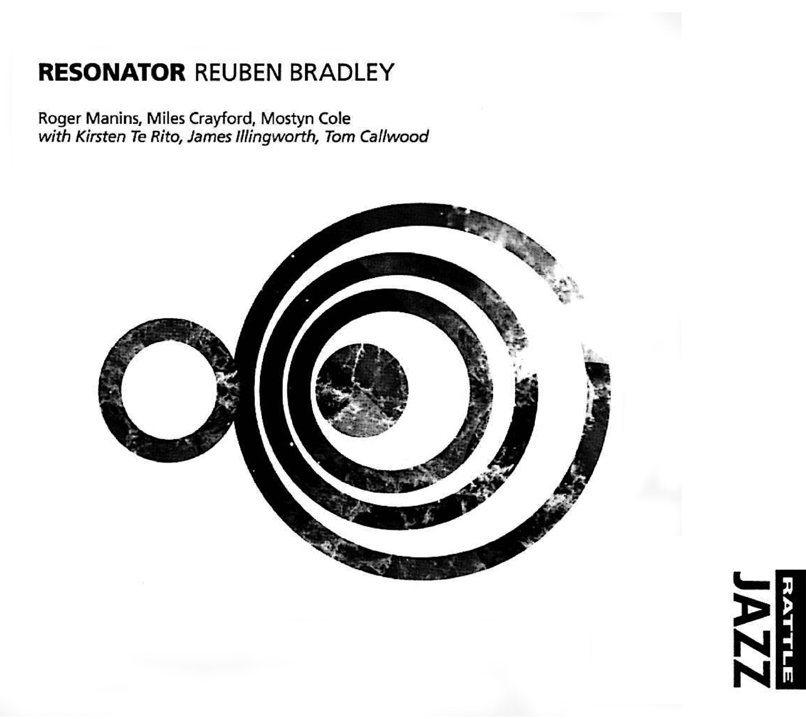 Reuben Bradley   Resonator - downloadable MP3 ALBUM