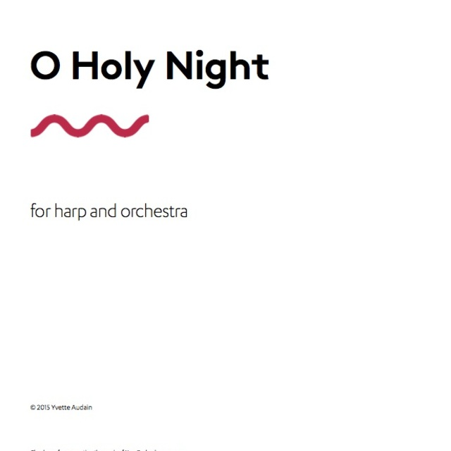 Small oholynight   full score copy