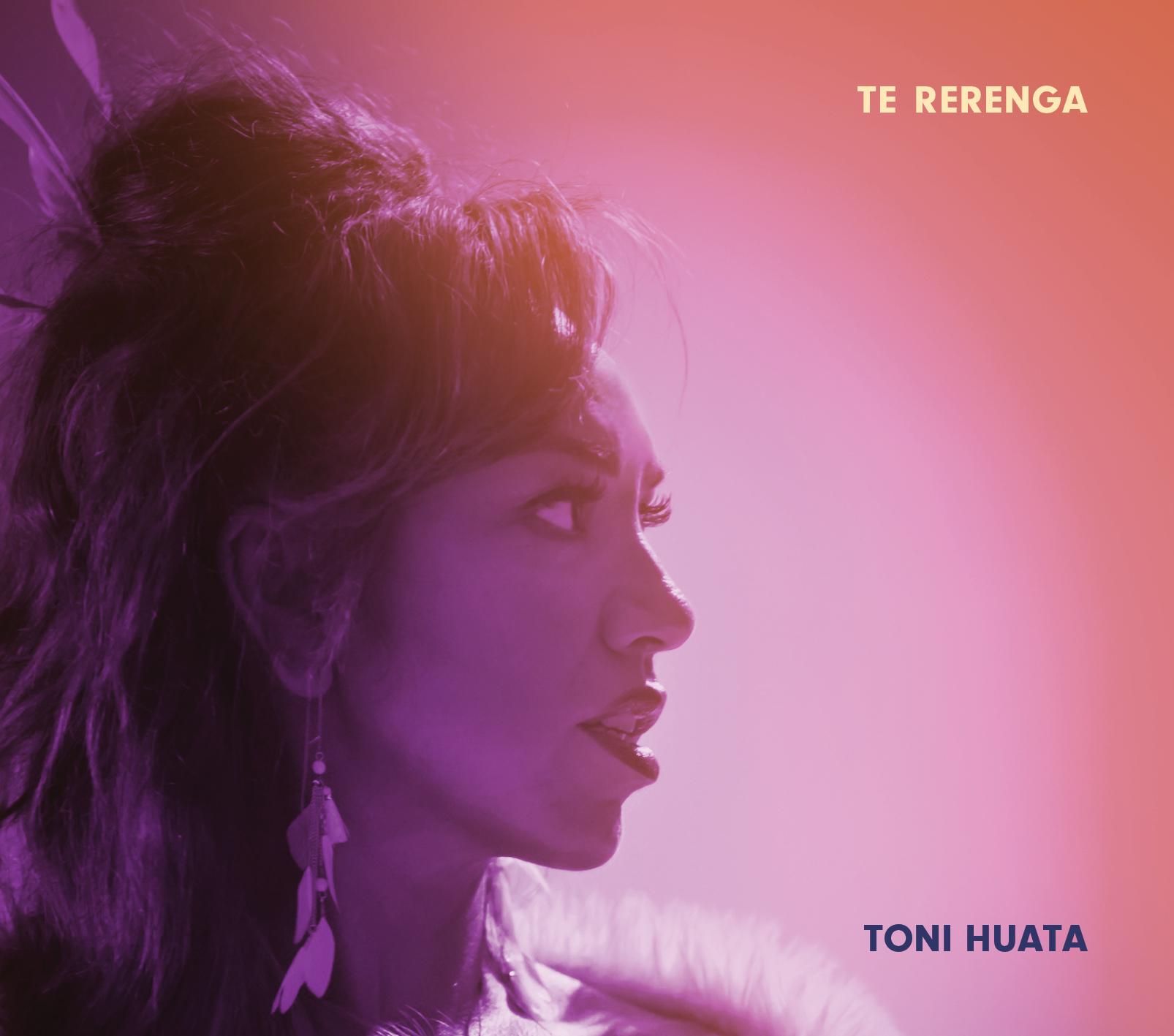 Toni Huata | Te Rerenga - CD
