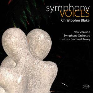 Christopher Blake | Symphony Voices - CD