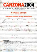 Canzona 2004 vol 25 no 46 - JOURNAL