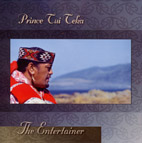 Prince Tui Teka - The Entertainer