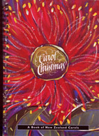 Carol our Christmas: a book of New Zealand carols - hardcopy SCORE