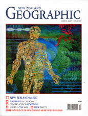 New Zealand Geographic - Number 83 January-February 2007