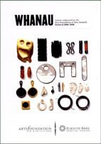 Whanau: Artists celebrated by the Arts Foundation of New Zealand Series II 2000-2008 - DVD