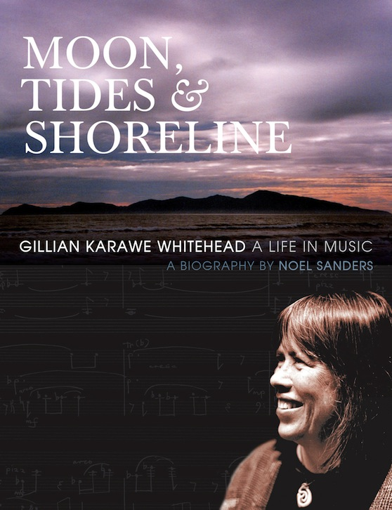 Moon, Tides & Shoreline A biography of Gillian Karawe Whitehead