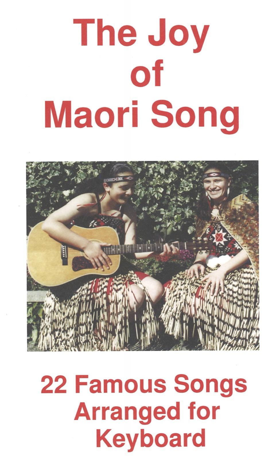 SOUNZ The Joy of Maori Song